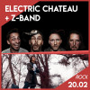 Electric Château + Z-Band   Le Rideau Rouge