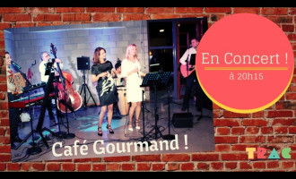 Café Gourmand en Concert