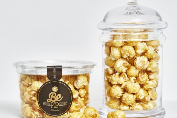 My Be Pop, le popcorn belge gourmet aux mille saveurs