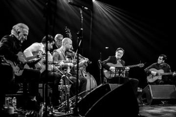 La Belgique au rythme des guitares et du jazz manouche avec les Djangofolllies