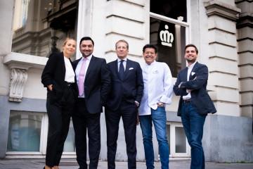 Avec Yves Mattagne à sa tête, la Villa Lorraine ouvre un nouveau resto place Royale