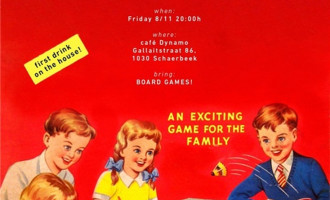 Dynamo presents: BAD-TON Boardgame night