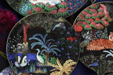 Un monde végétal luxuriant, ponctué d'histoires hors du temps, illustré par Pierre Frey !