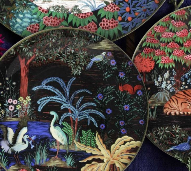 Un Monde Vegetal Luxuriant Ponctue D Histoires Hors Du Temps Illustre Par Pierre Frey Brusselslife Be