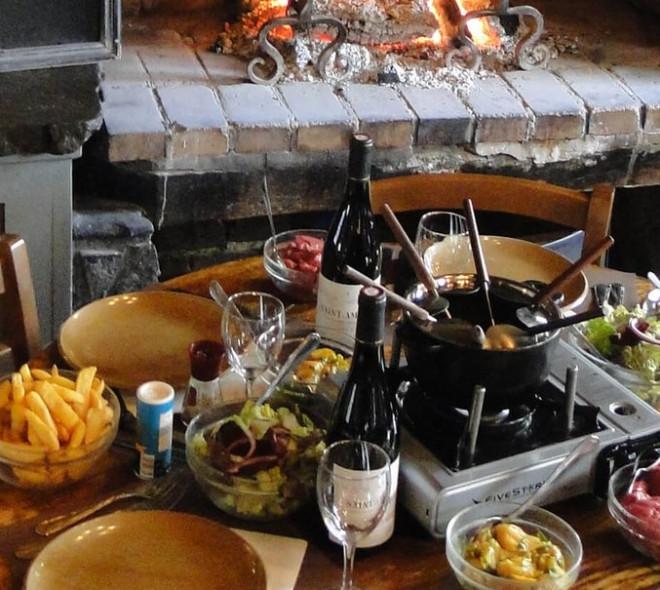 « Fondue, fondue… vous avez dit fondues ? » disait Henri Ier