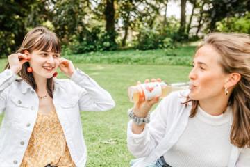 Alternatives belges à l'alcool et aux sodas : hydroladez-vous avec Simone a soif !