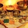 Méditations sonores / Concerts de bols tibétains