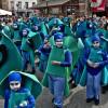 Zinneke Parade «aux loups ! – Wolven ! »