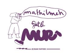 Mathilmeh fait le Mur