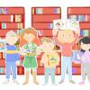 Stage de vacances pour enfants: Histoires illustrées