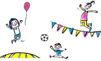 sport-en spelweek zomervakantie