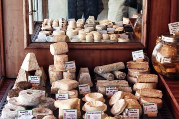 Nos 6 meilleures fromageries dans le sud de Bruxelles