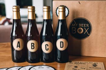Nos 11 bons plans pour commander des bières artisanales et se faire livrer à la maison