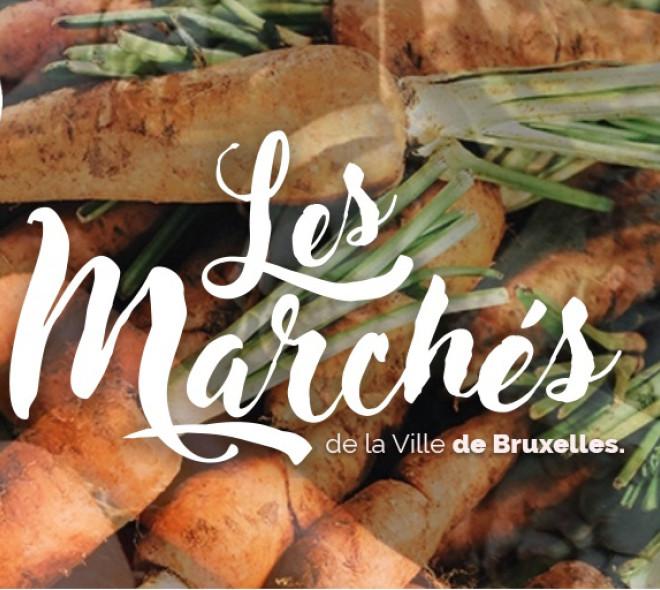 Brusselez au marché : le site dédié aux marchés de la Ville de Bruxelles