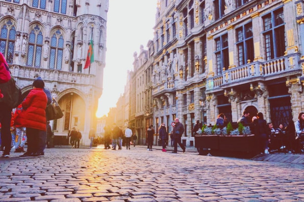 10 reasons that make Brussels better...