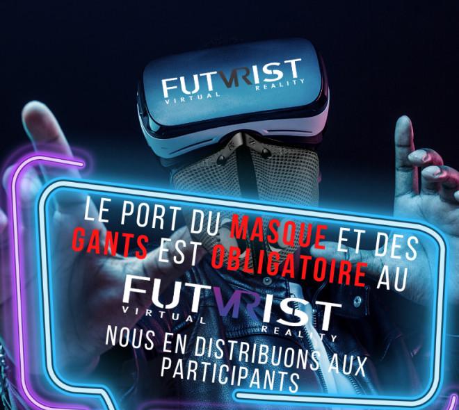 Futurist Games rouvre ses portes