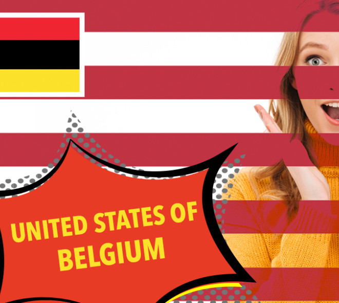 « United States of Belgium », une page d'histoire...