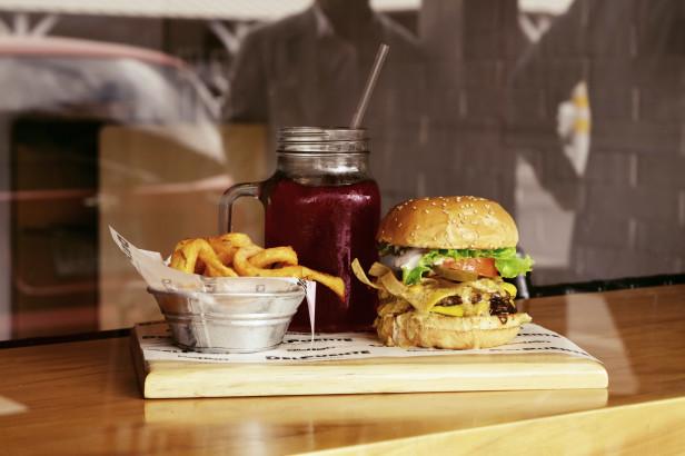 Make Hamburger great again !