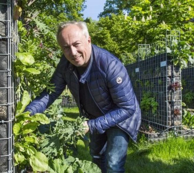 Peas&Love, les fermiers urbains