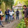 Balade plantes sauvages comestibles d'automne