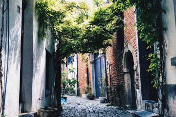 Les ruelles de Bruxelles