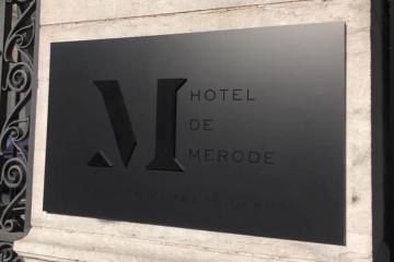 L'hôtel de Merode sur les cendres du Cercle de Lorraine