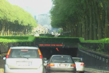 Le tunnel Léopold II à la recherche d'un nom de femme