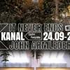It never ends : John M Armleder & Guests