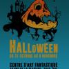 Halloween au Centre d'Art Fantastique
