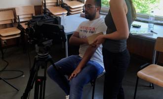 Nouvel atelier face caméra - Initiation au cinéma