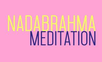 Osho Nadabrahma Meditatie