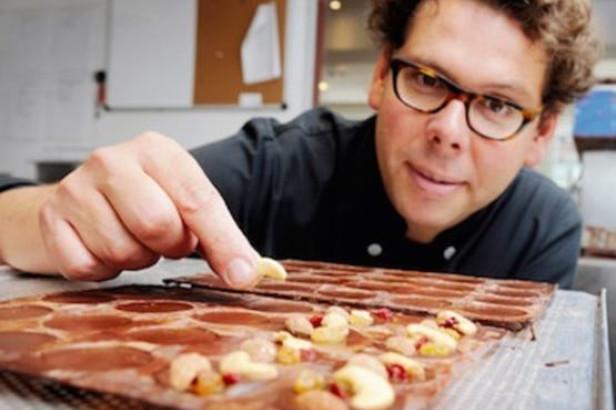 Le meilleur chocolatier de Bruxelles rend beau