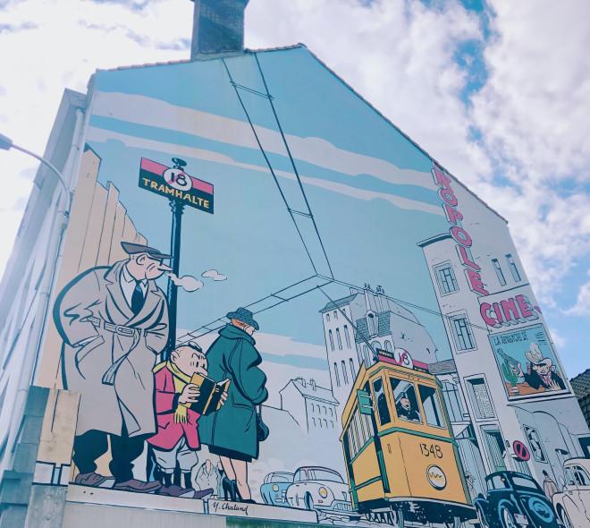 Le plus beau musée du monde est dans les rues de Bruxelles
