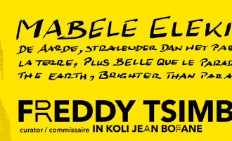 Temporary exhibition 'Mabele eleki lola !'