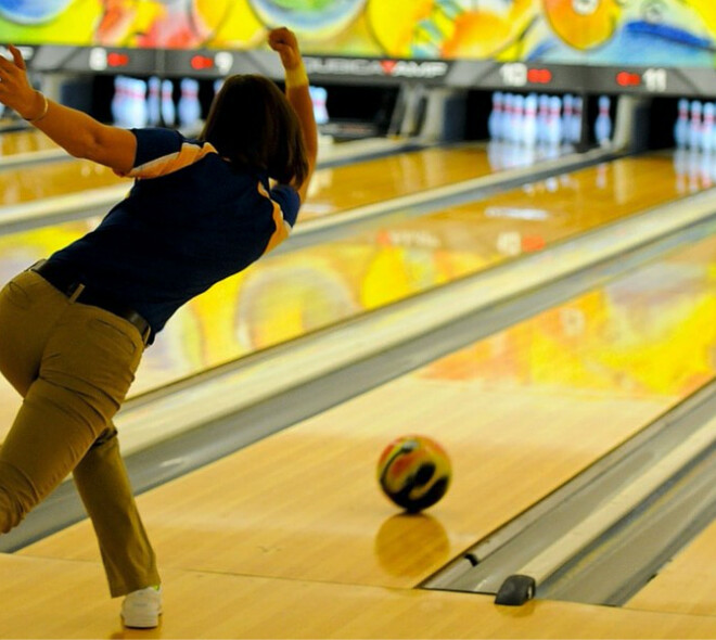 Le bowling, activité toujours populaire