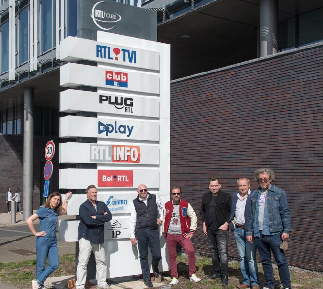 RTL TVI racheté par un groupe d'investisseurs créatifs