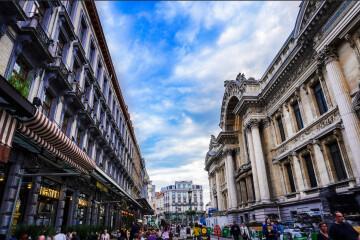 Bruxelles : une ville avec plein d'entrain !