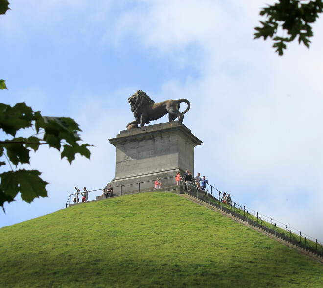 Lion de Waterloo