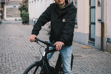 Cowboy: de Belgische start-up achter de aangesloten elektrische fiets