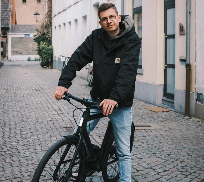 Cowboy : la start-up belge à l'origine du vélo électrique connecté