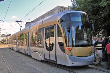 En tram... pour le plaisir
