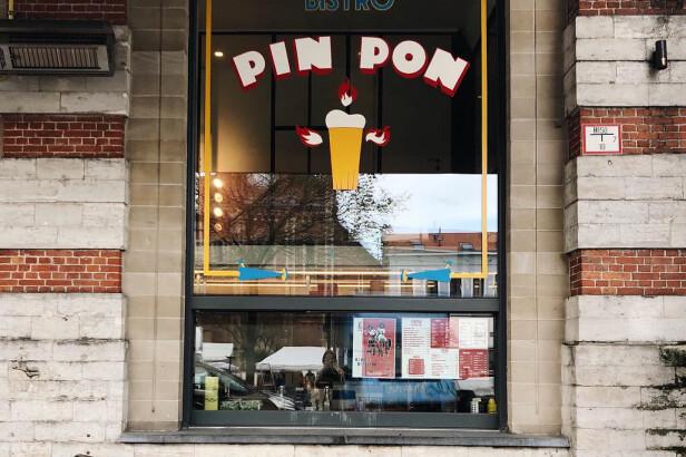 Pin Pon:  la cantine des pompiers