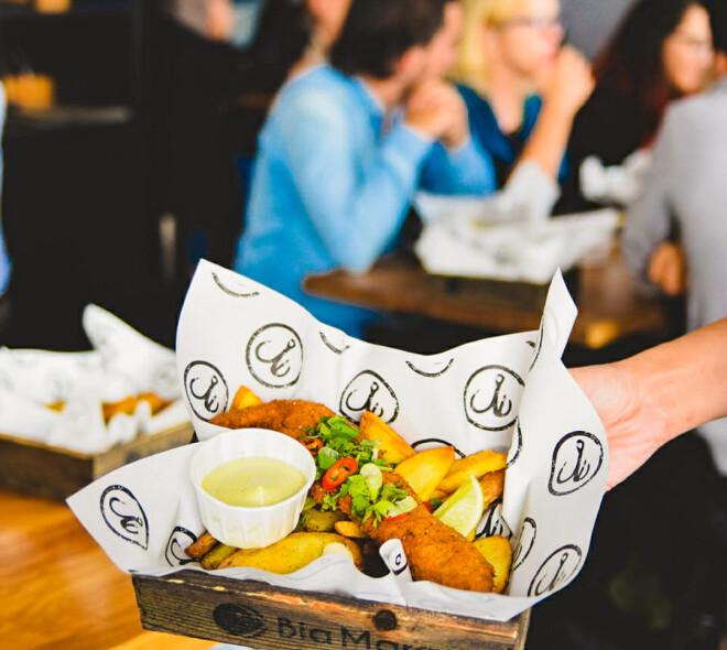 De Dublin à Bruxelles, en passant par la place de Londres avec les fish & chips Bia Mara