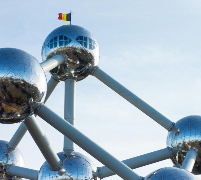Atomium : Neuf boules magiques