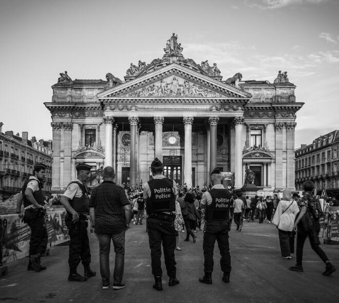 Baisse des cambriolages à Bruxelles