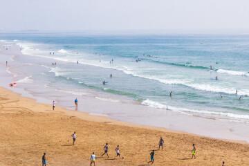 Bons plans à la côte belge : les activités les plus fun à faire à la plage !