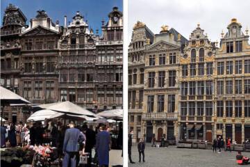 Bruxelles en images à travers les âges