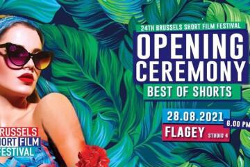 Le festival du court-métrage de Bruxelles, le BSFF