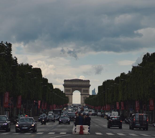 Paris suit Bruxelles et se met au 30km/h