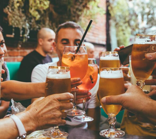Just After Work : l'application qui vous offre un verre tous les jours!